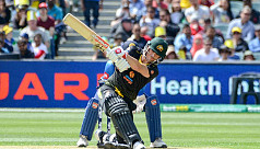 Warner's birthday T20 ton as Australia...