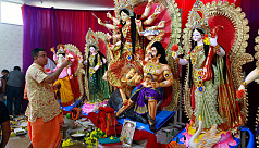 Durga Puja ends on Bijoya Dashami today