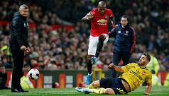 Man United held by Arsenal as both struggle...