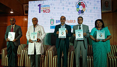 Non-Communicable Diseases are major challenge to Bangladesh's development
