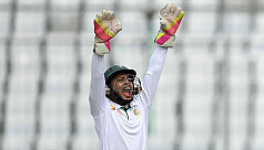 Mushfiq cuts off keeping in Tests