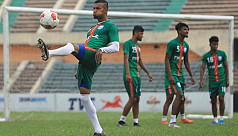 Manik gets a call-up for Bangabandhu...