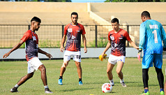 Kings to begin AFC Cup practice...