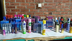 BSTI destroys counterfeit cosmetics worth Tk4cr
