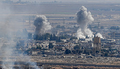 18 killed in Syrian army bombing of...
