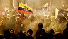 Ecuador govt, protesters agree deal...