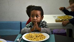 Unicef: 1 in 3 children either malnourished...