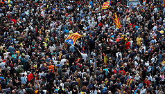 Catalan leader urges Spain to start...