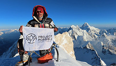 Nepali climber scales world's 14 highest...