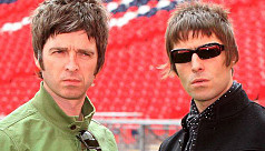 Oasis singer shuns brother's...