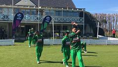 Joy gives joy again as U19s win...
