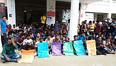 PUST students demand withdrawal of show...