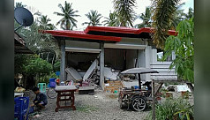 Strong quake kills 6 in Philippines