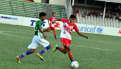 Pioneer U15 league gets underway