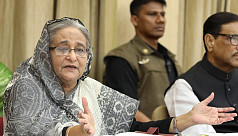 PM: It's inhumane to deny water to...