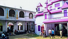Lalmonirhat Mosque and Temple in Communal Harmony