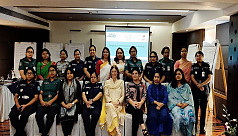 'Visible presence of female officers in the police force is essential for fighting violence against women'