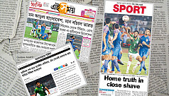 Indian media swallow humble pies following...
