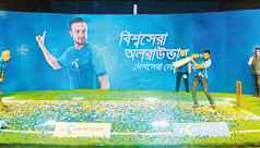Shakib becomes brand ambassador of...