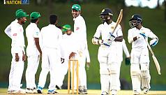 A team draw with Sri Lankan...