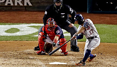 Astros revive World Series hopes with Nats defeat
