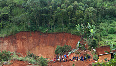 42 people killed in Cameroon landslide