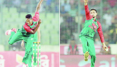 Arafat, Al Amin recalled for India T20Is