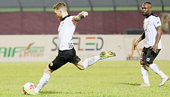 Another Tuck hat-trick sends Terengganu...