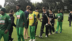 Junior Tigers outclass young Kiwis...