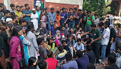 Buet students complain on new internet...