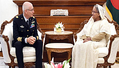 Italy offers to train BAF personnel