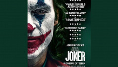 Film review of Joker: The 'little push'...