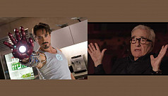 Watch: Iron Man responds to Scorsese's...