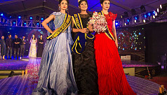 CU's Rafah wins Miss World Bangladesh...