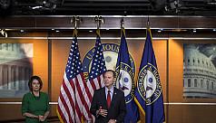 Trump impeachment probe claims 'dramatic...