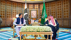 Imran Khan in Riyadh after Tehran...