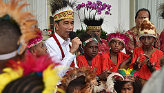Indonesia's Jokowi kicks off fresh term...