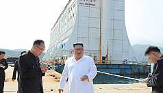 Kim Jong orders demolitions at South-built...