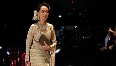 Suu Kyi scolds world for lacking focus...