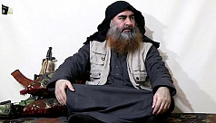 IS leader Baghdadi reportedly killed...