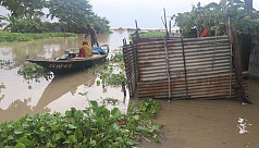 Flood situation: Five districts...