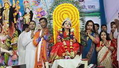 In pictures: Kumari Puja