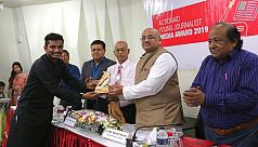 Dhaka Tribune reporter, 4 others win...