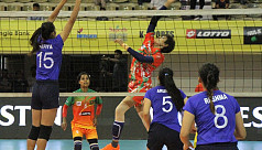 Bangamata Women's Volleyball Favourites...