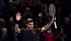 Federer: I'll stop when my body tells me to