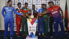 ACC Emerging Teams Asia Cup set to begin...