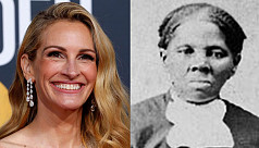Julia Roberts once floated for role as African-American slavery hero Harriet Tubman