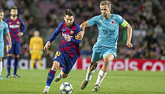 Camp Nou turns on toothless Barca after...