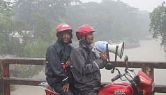 In pictures: Preparing for Cyclone...