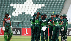 Women lose to Pakistan in first